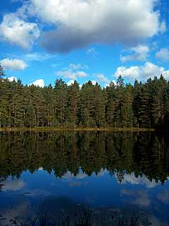 blízké jezero