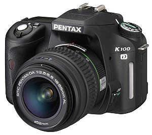 Rammi.cz » DSLR Pentax K100D recenze a review